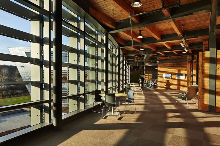 Gallery - Federal Center South Building 1202 / ZGF Architects - 8