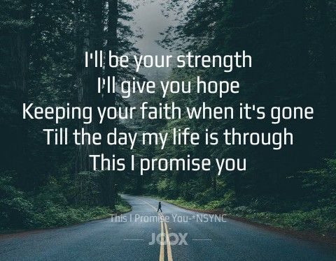 This I Promise You by Westlife