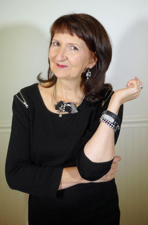 Collier LÉA Bracelet TWIGY boucles d'oreilles dépareillés