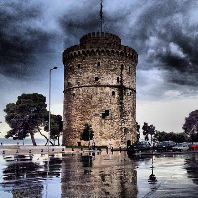Moody weather-Thessaloniki