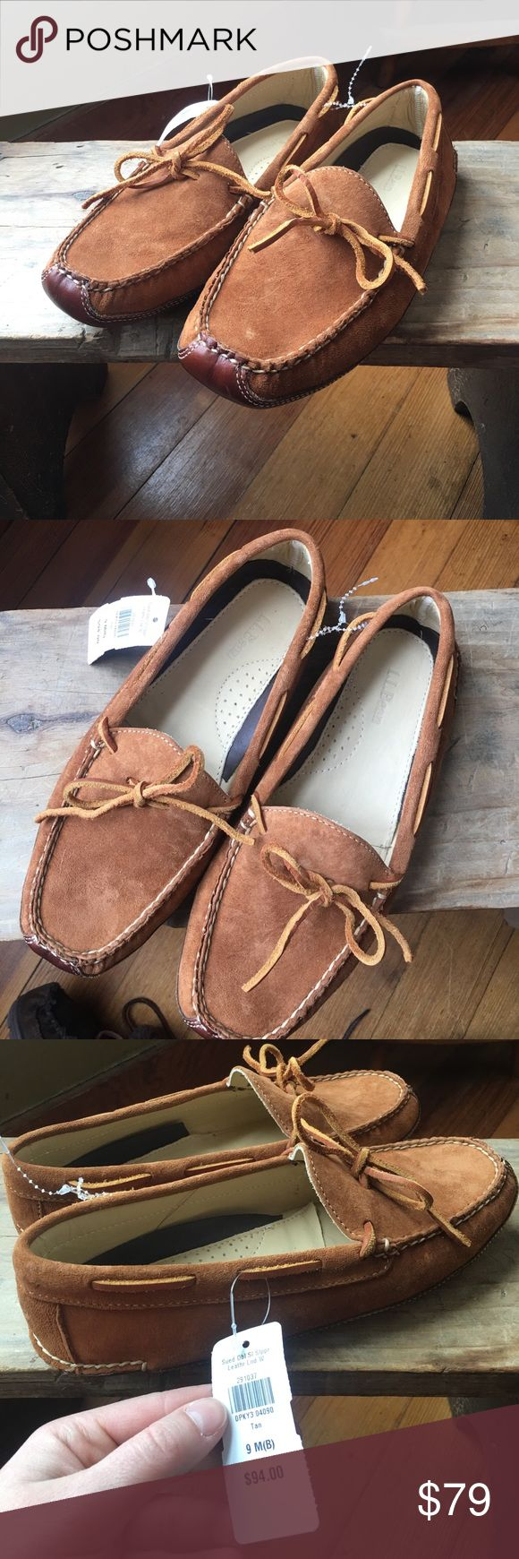 NWT LL Bean Slippers Brand new LL Bean slippers   Size 9   Leather L.L. Bean Shoes Slippers