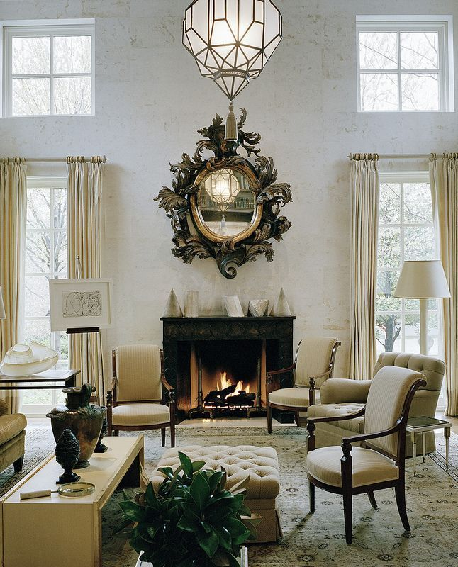Interior Design Ideas By Stephen Sills King Of Class And Author Of Some Of The Most Enlightening Design Books Out There Lavish Living Room Home Home Decor