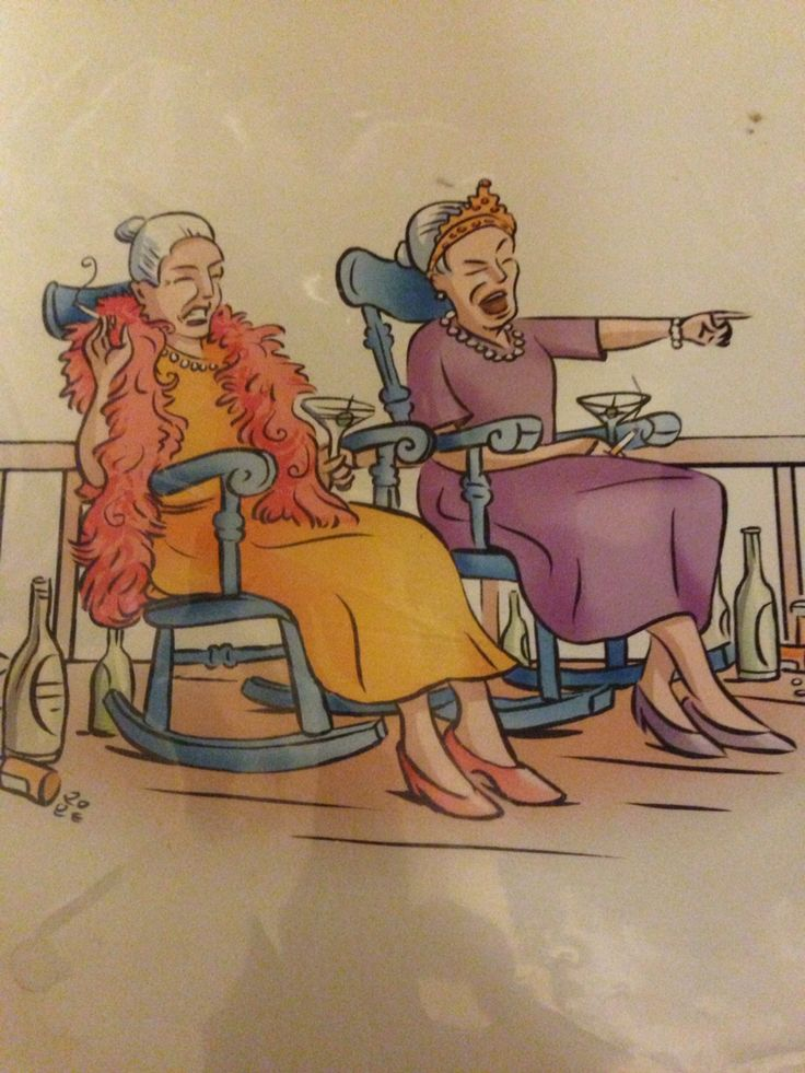 This one I had drawn-my retirement...