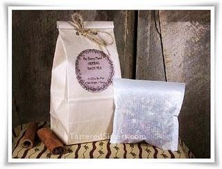 How to Make Bath TeaMake Bath Teas, Primitives Bath, Homemade Beautiful, Gift Ideas, Sisters Primitives, Body Diy, Primitives Diy, Business Ideas, Wraps Ideas