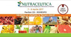 Nutraceutica & Diet food (editia a 2-a) - Bucuresti