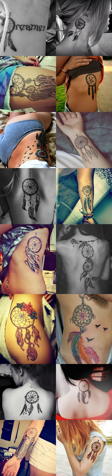 Def want a dream catcher.. Another favorite thing of mom's :) just don't know where,  so many options!