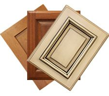 Wood cabinet doors premade to add to my DIY cabnets, & at an excellent price!