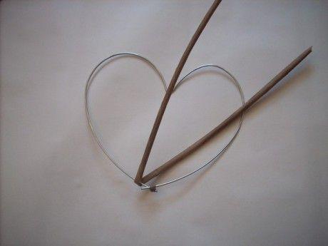 Moje pletení z papíru - Fotoalbum - NÁVOD - NA NETRADIČNÍ PLETENÍ - NÁVOD - NA SRDÍČKO