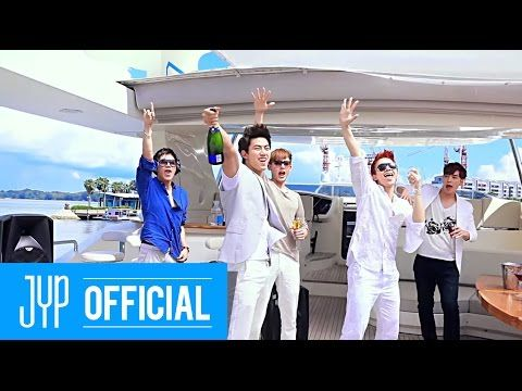 "[M/V] 2PM ""HANDS UP(East4A mix)"" from HANDS UP - YouTube"