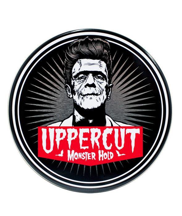 Pomada do włosów Monster Hold Uppercut Deluxe #beard #beardcare #BeardManPL