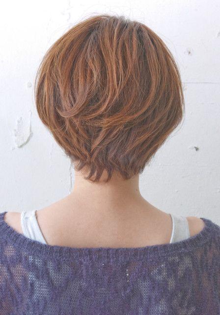 【ANTI】大人ナチュラルショート(WAKO) hs55844 | ANTI(アンティ)のヘアスタイル・髪型・ヘアカタログを探すなら楽天ビューティ。流れるような前髪と全体的なすっきりとしたシルエットが清楚でちょっぴりキュートな大人ショート