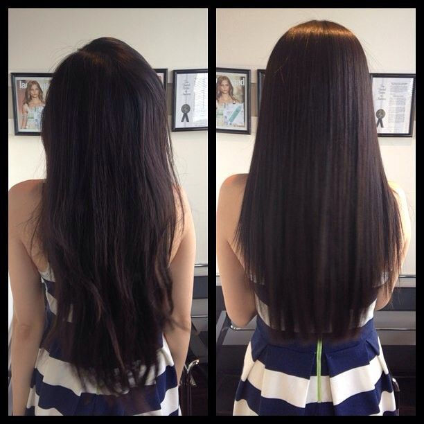 37 best japanese hair straightening images on pinterest japanese hair straightening beauty - Salon straightening treatments ...