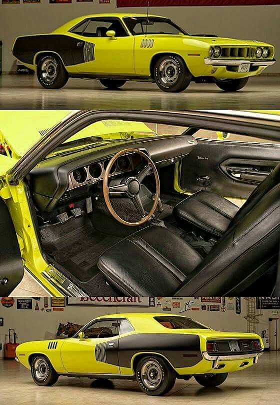 Plymouth Barracuda...Re-pin brought to you by #ClassicCarInsurance at #HouseofInsurance Eugene