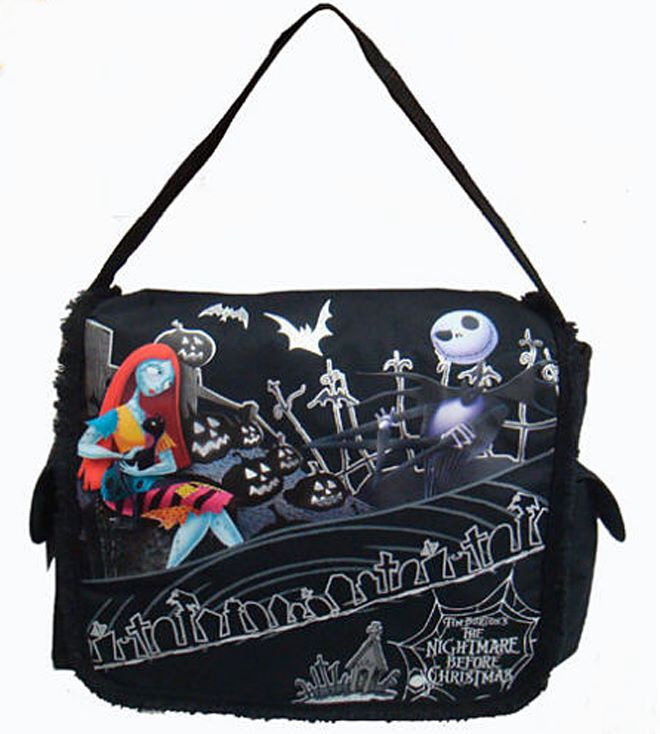 Nightmare Before Christmas!! | Gothic Purses | Pinterest