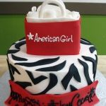 Morfey's Cakes » American Girl