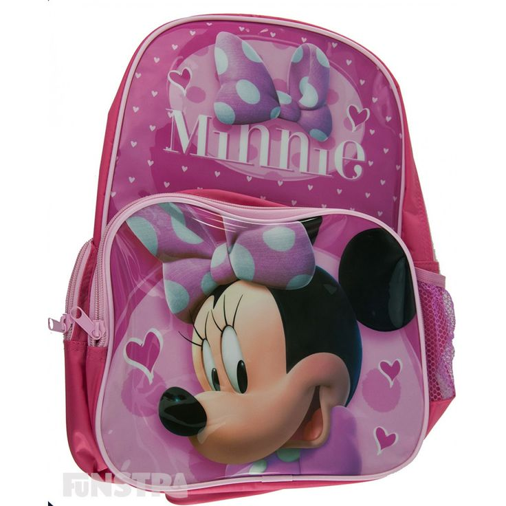 Minnie Backpack from Funstra Toys