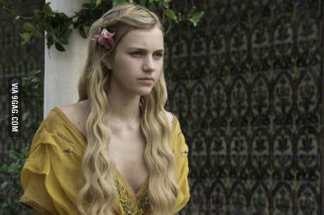 New Myrcella Actress (Nell Tiger Free) I actually think she is prettier than most of the cast even though she is young.