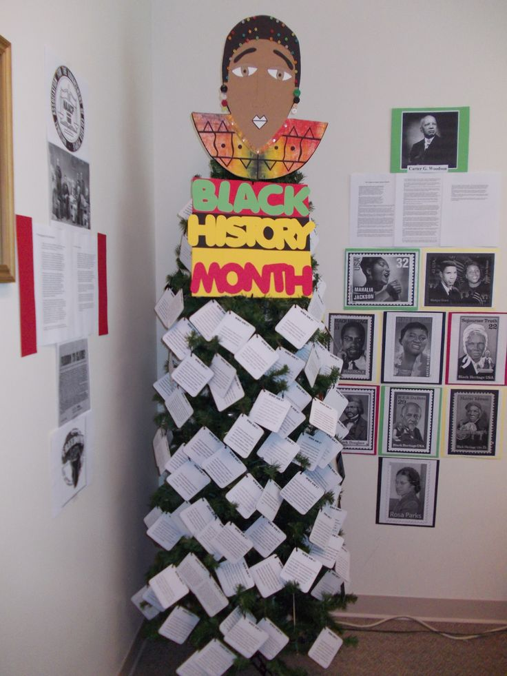 Black History Month 2014 Trivia Tree Monthly Themed