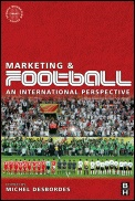 """Published in 2006, """"Marketing and Football"""" covers revenue streams & strategies of European soccer clubs. Contributions from the UK, Norway, France, Italy, Germany, Spain, Portugal, Ireland, Finland, Scotland, Brazil, Japan, USA, Canada, Argentina, Korea & Australia. Interviews with professional sports marketers representing clubs like: Juventus Turin, FC Barcelona, Milan AC, Inter Milan, AS Rome, Olympique Lyonnais, Vicenza, SE Palmeiras, Atletico Mineiro and Atletico PR."""