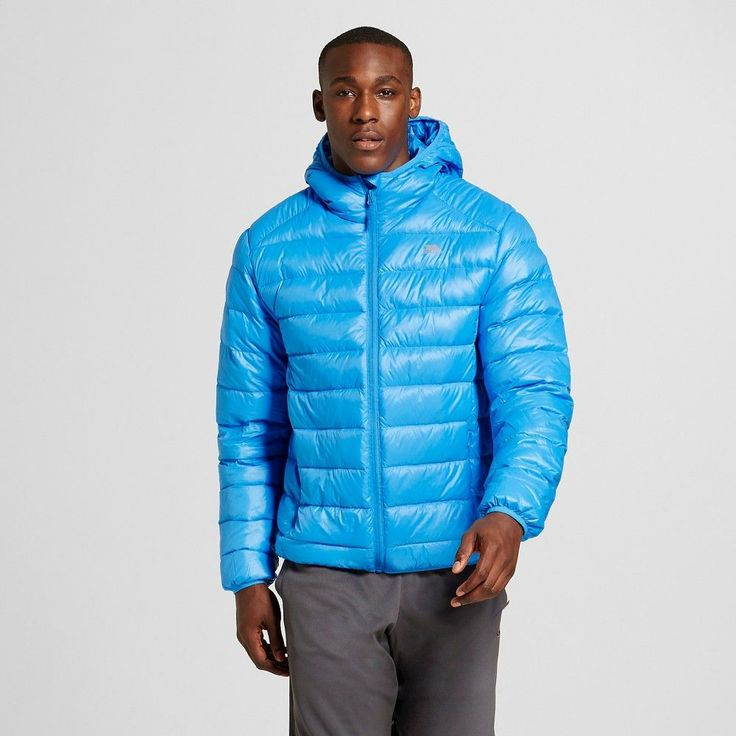 Men's Down Ultra Lightweight Packable Jacket