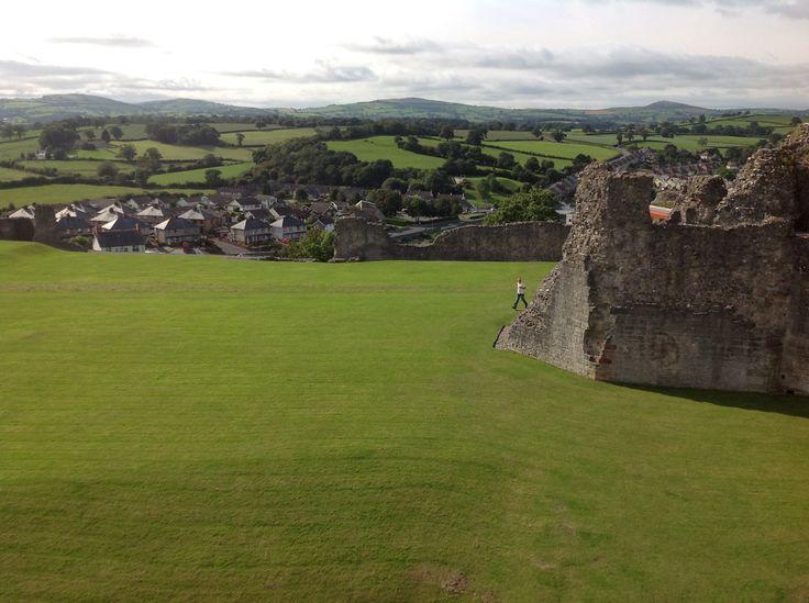 Denbigh Castle