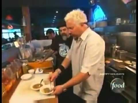 Guy Fieri New Jersey Diner Tour