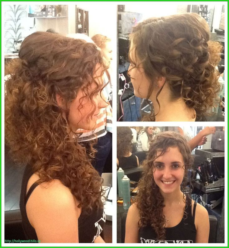 Curly Hairstyles For Homecoming 7318 Hairstyles Wavy Hair For Prom
