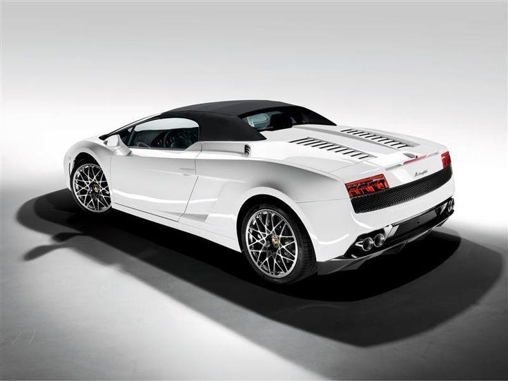 Superbe 2009 Lamborghini Gallardo LP 560 4 Spyder Image