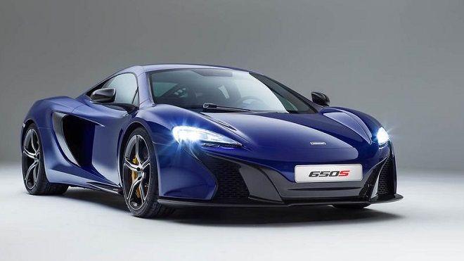 Verso Ginevra 2014. Sul web svelata la McLaren 650S, supersportiva sviluppata anche da Jenson Button