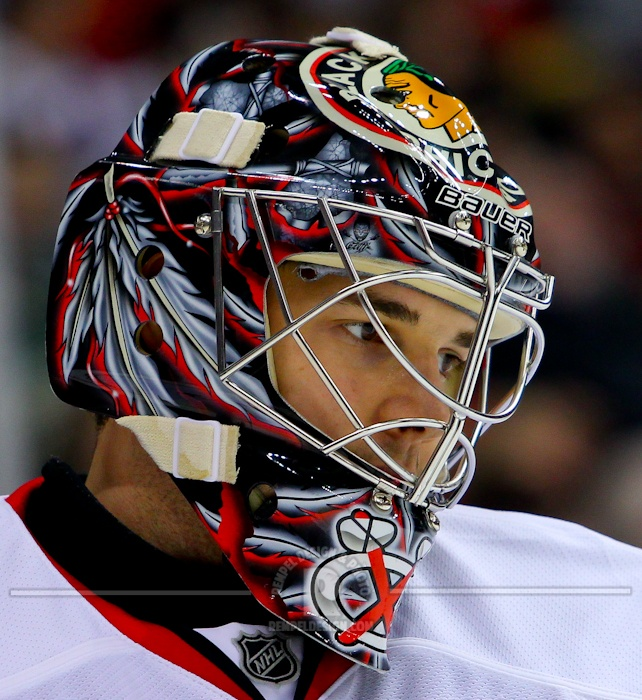 Chicago Blackhawks Corey Crawford