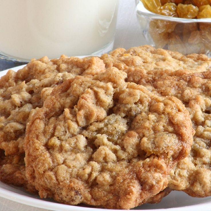 A filling and nutrient dense cookie recipe that are great in school lunches.. Farmhouse Cookies Recipe from Grandmothers Kitchen.