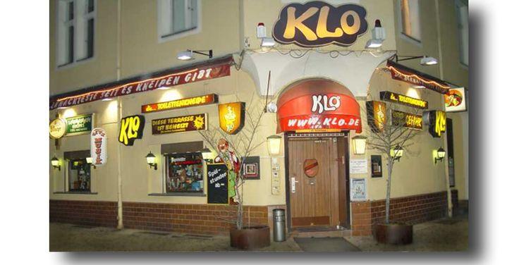 Das KLO - die Erlebniskneipe in BERLIN - The Loo