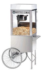 small kettle corn machine