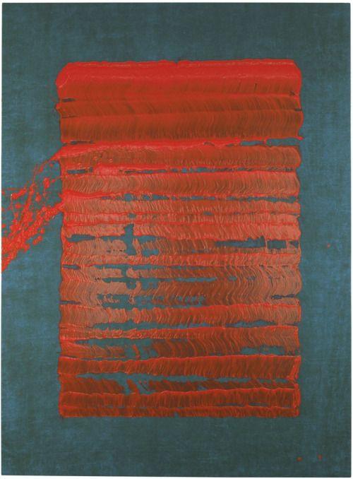 abstrakshun: Fabienne Verdier Sedes Sapientiae II -...