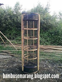 Taman Bambu Semarang: Jual Impes Alat Jebak Udang