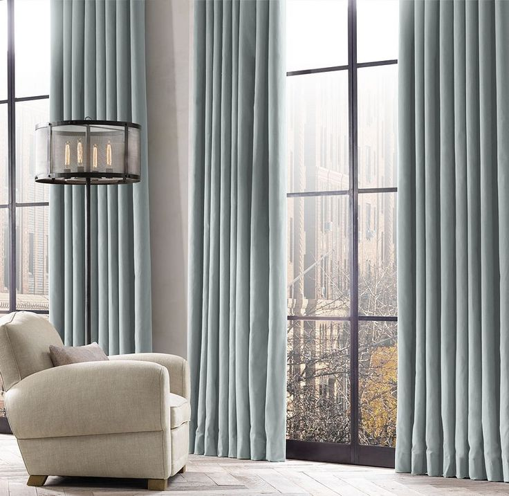 Brushed Cotton Twill Drapery 19 best Curtains