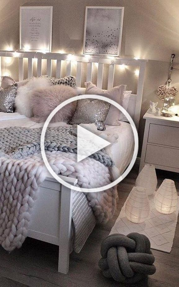 37 Creative And Small Bedroom Design And Decoration Ideas Page 7 Of 37 Daily Women Blog In 2020 Room Decor Bedroom Diy Bedroom Decor Interior Design Living Room