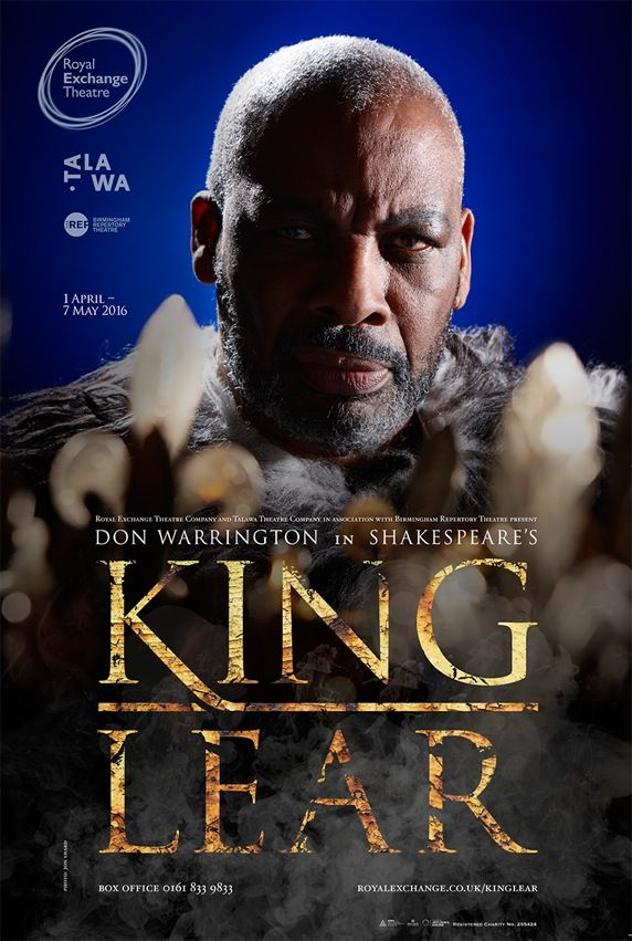 King Lear Don Warrington