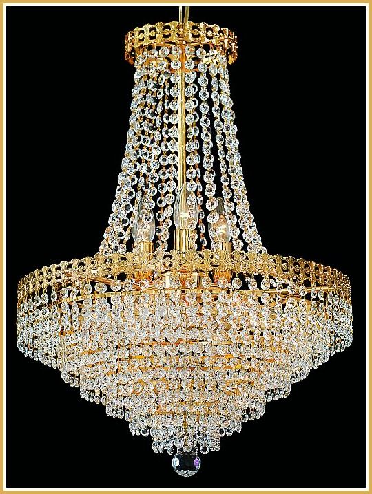 Italian lighting centre offers this chandelier as part of our range of crystal and glass lighting