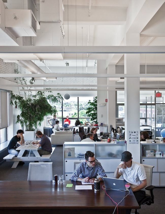 Best 10 Open Office Design Ideas On Pinterest Open