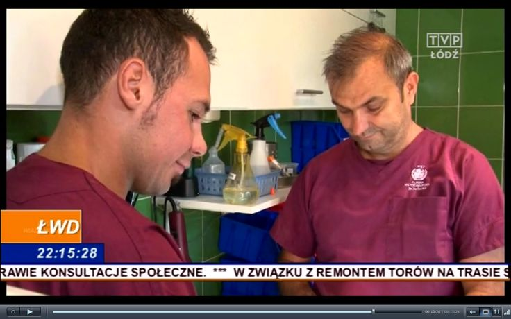 jacek szulc clinic for animals #tv program