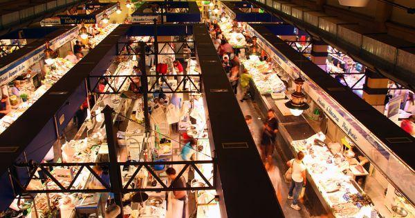 Olivar Market - City of Palma