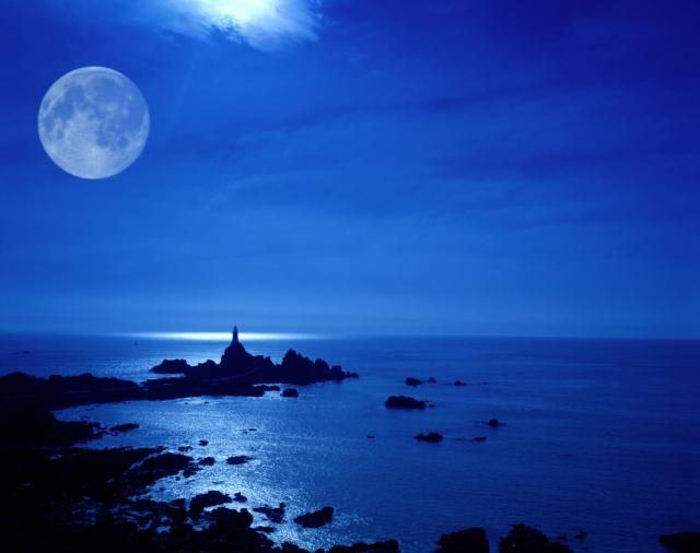 How often does a blue moon occur?