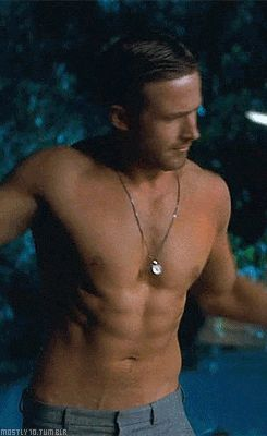 ryan gosling. another very nice gif