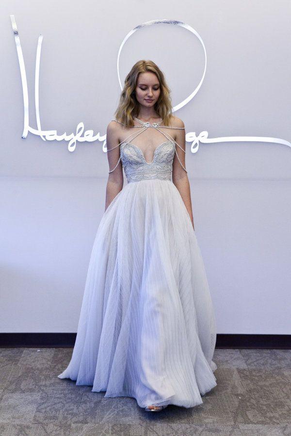 Most Edgy Wedding Dresses from Bridal Fashion Week! - Yahoo She Philippines