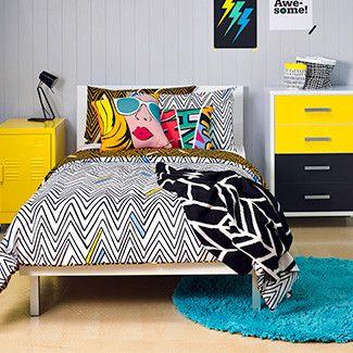 kids bed linen | Kidzspace | Zig Zag SALE | Kidzspace