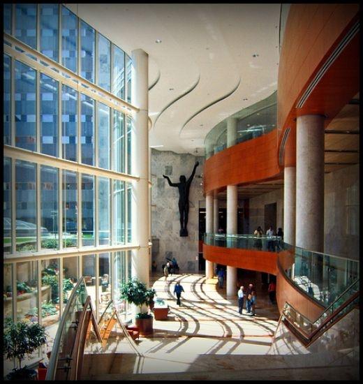 Mayo Clinic Gonda Building Rochester MN