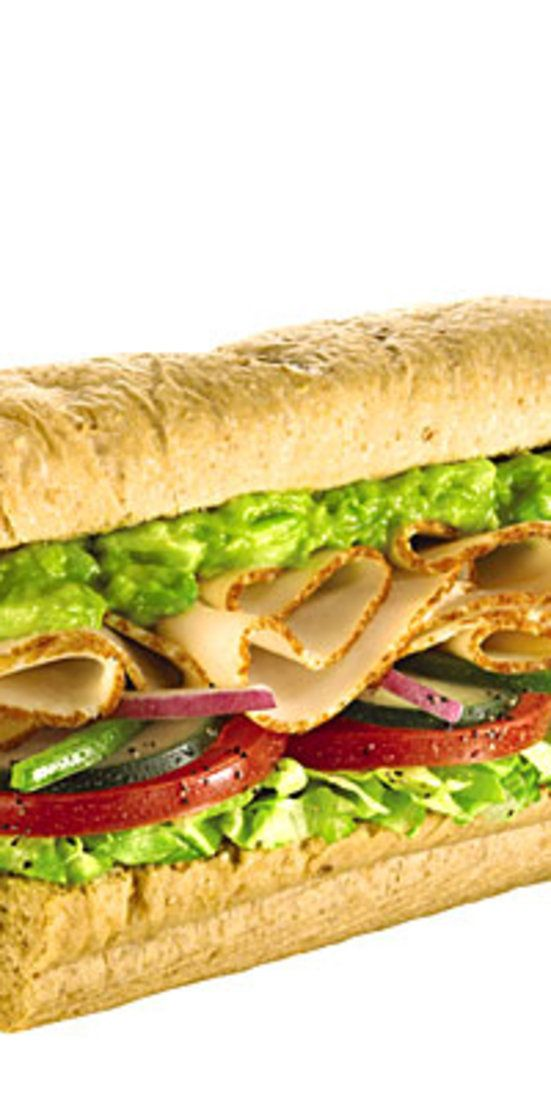 Subway  - Fast food can be your friend. Try these amazing new grab-and-go picks from top docs and dietitians.