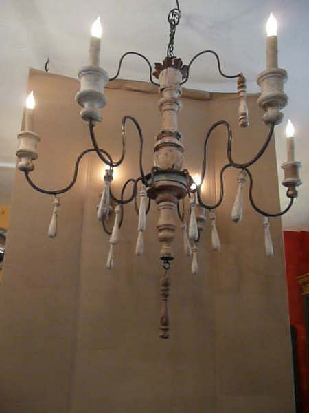 35 best dining room images on pinterest chandeliers light french iron and wood chandelier aloadofball Gallery