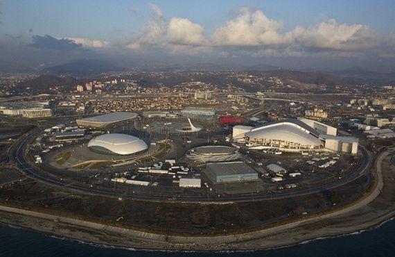 In Sochi, Open Source Maps Beat Google's